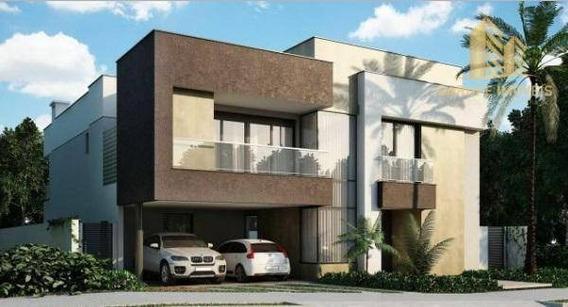 Casa Com 5 Dormitórios À Venda, 428 M² Por R$ 2.500.000 - Urbanova - São José Dos Campos/sp - Ca0085