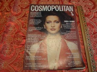 Revista Cosmopolitan Noviembre 1974. Está Al 2x1 Ver Descrip