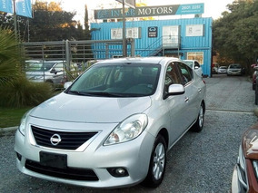 Nissan Versa 1.6 Sense At 2013 Intermotors