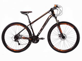 Bicicleta Alfameq Bull Aro 29 Freio A Disco 21 Marchas