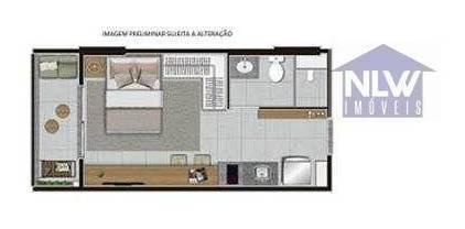 Imagem 1 de 16 de Studio Com 1 Dormitório À Venda, 24 M² Por R$ 311.000,00 - Campo Belo - São Paulo/sp - St0228