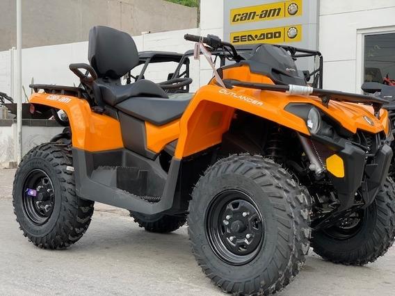 Can Am Outlander Max 450 Dps 2020