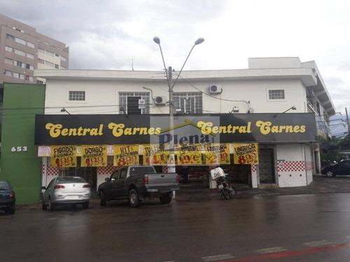 Sala Para Alugar, 10 M² Por R$ 800,00/mês - Centro - Sumaré/sp - Sa0223