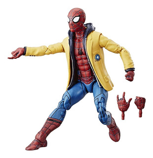 Marvel Legends Spider-man Homecoming Spider-man Hasbro