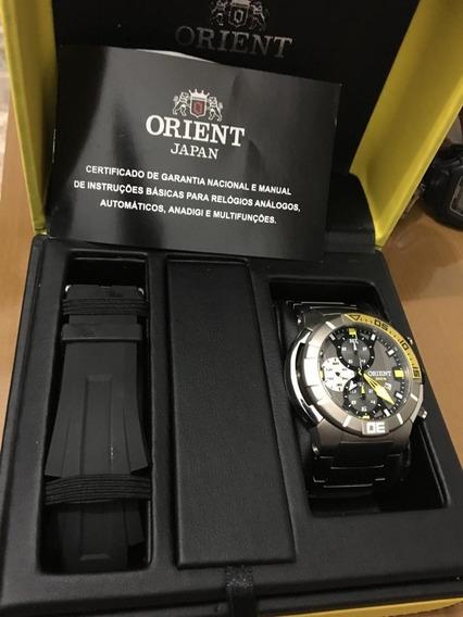 Orient Seatech - Mbttc003 Titanium