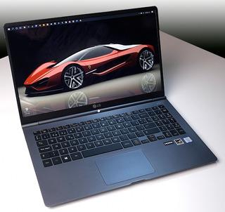 Laptop Lg Gram 15-i7-8ram-256ssd La Más Liviana De Todas!!!