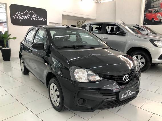 Toyota Etios 1.3 X 16v Flex 4p Aut