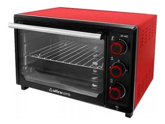 Horno Electrico Ultracomb 40l Grill 1600w