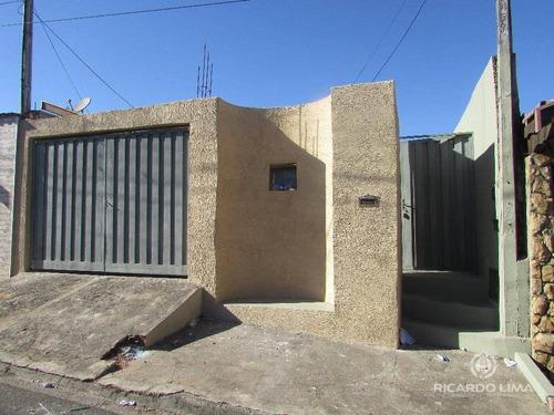 Imagem 1 de 12 de Casa À Venda, 70 M² Por R$ 180.000,00 - Jardim Alvorada - Piracicaba/sp - Ca1177