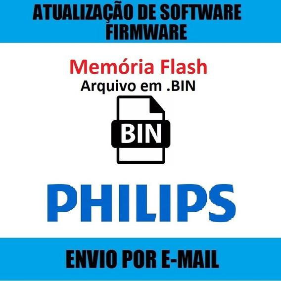 Dados Flash Eprom Nand Flash Tv Philips 42pfl4007g