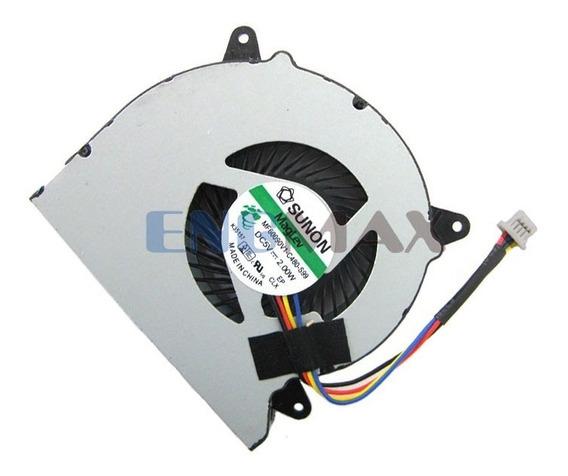 Cooler Asus Ultrabook N550 N550j G550jk N550jv N550l Q550lf