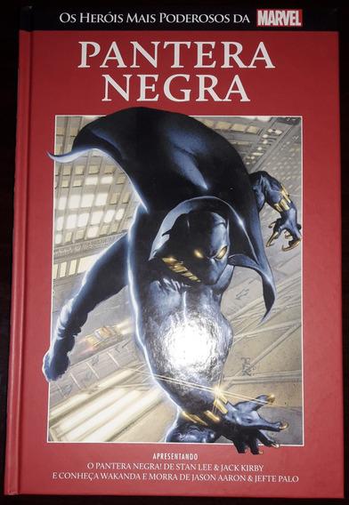 Livro Marvel Heroes Ed. 26 - Pantera Negra