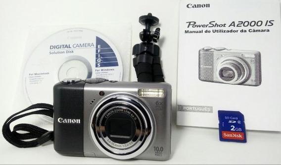 Câmera Canon A2000 Is