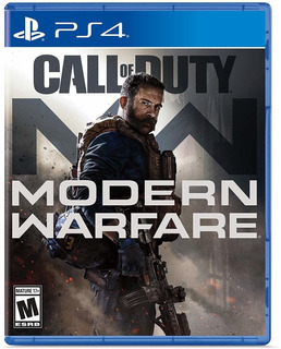 Call Of Duty Modern Warfare - Ps4 - Primaria - Garantía