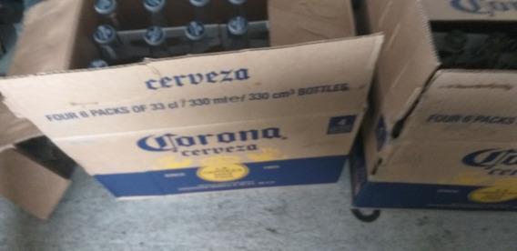Botellas Vacias De Corona 330