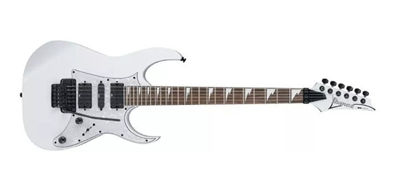 Guitarra Ibanez Rg 350 Dxz White Branca Floyd Rose + Frete