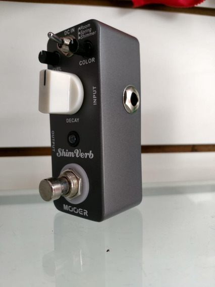 Micro Pedal Mooer Shimverb