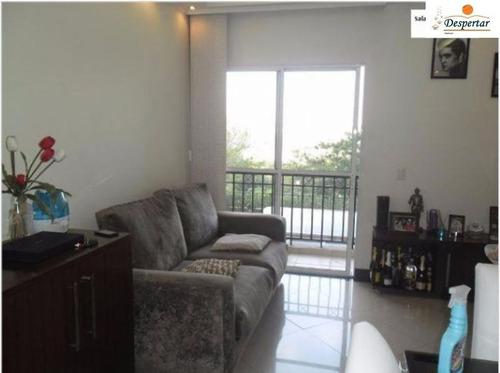 04011 -  Apartamento 2 Dorms. (1 Suíte), Parque São Domingos - São Paulo/sp - 4011