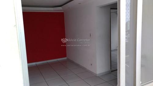 Imagem 1 de 15 de Vendo Apto 56 M² - Solar Bom Clima - Apartamento A Venda No Bairro Jardim Bom Clima - Guarulhos, Sp - Sc00080