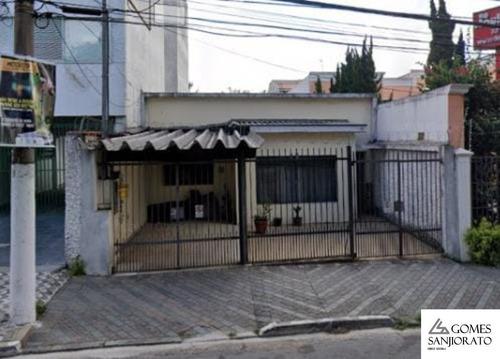 Casa  Para A Locação Na Vila Bastos Em Santo André - Sp . - Ca00205 - 69018724