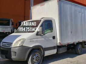 Iveco Daily 35s14 2012 * Baixo Km