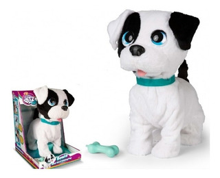 Mascota Interacativa Perro Bowie Besos De Verdad Club Petz