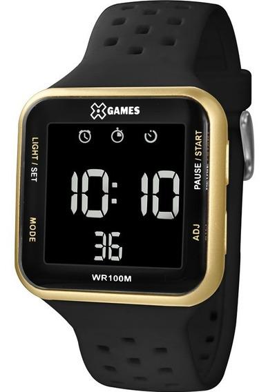 Relógio X-games Masculino Original Garantia Nfe Xgppd093pxpx