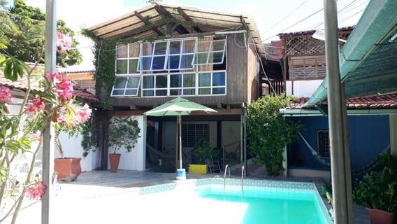 Casa Em Jardim Atlântico, Olinda/pe De 420m² 5 Quartos À Venda Por R$ 850.000,00 - Ca238192