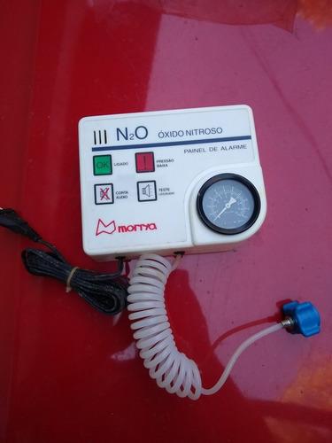 Painel De Alarme De Emergência Oxido Nitroso Morrya - Usado