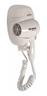 Secador De Pelo Gama Pared Wall Spa Dryer 1600w Hotel 2 Vel