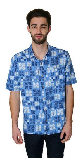 Camisa Manga Corta Hombre Nat Nast