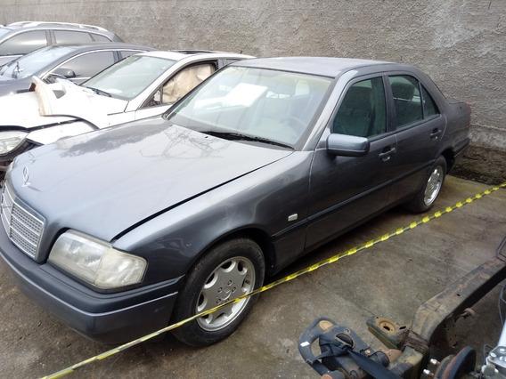 Sucata Mercedes C180 2000