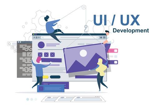 Sistemas Web E Desktop (softwares, Sites Responsivos E App)