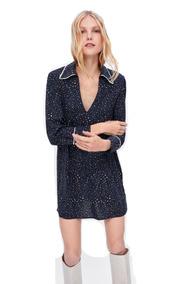 muy elogiado sin impuesto de venta color atractivo En De Informales Zara Mujer Vestidos Vestido Camisero ...