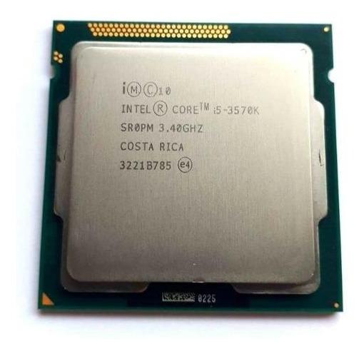I5 3570k 1155 Usado Sem Cooler