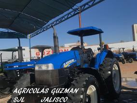 New Holland Ts6 125 2014