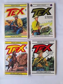 Tex Edição Gigante 09 Gibi Historia Completa P / B Mythos