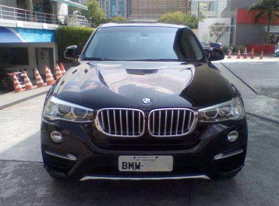 Bmw X4 2017 Baixa Km