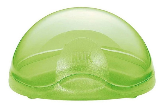 Box Protector De Chupetes Verde Nuk