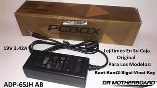 Cargador Legitimo Pcbox Kant-kant2-sigui-vinci-key Caja