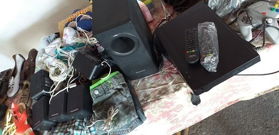 Home Teather , Panasonic