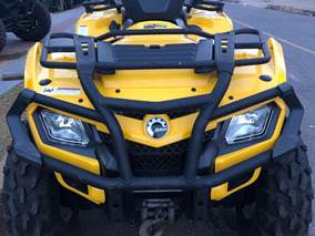 Quadriciclo Can Am 400 Outlander Max 2013 Xt