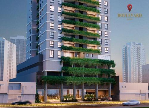 Apartamentos Bosco Centrale, Com 2 Dormitórios À Venda A Partir De R$ 647.700 - Centro - Curitiba/pr - Ap0357