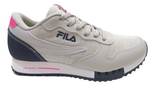 Zapatillas Fila Euro Jogger Mujer Gr