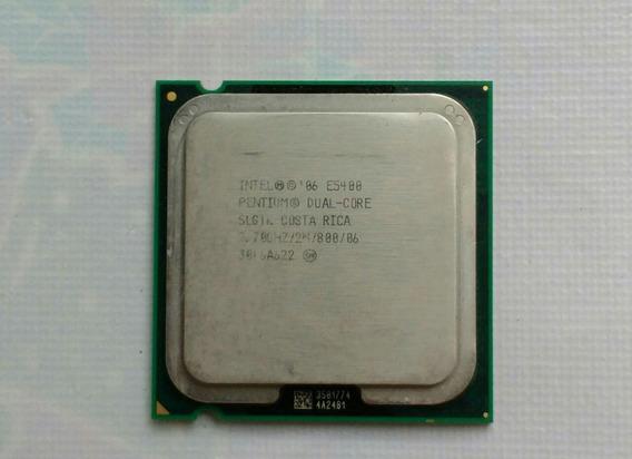 Processador Intel Dual Core E5400 2.7ghz + Cooler Original