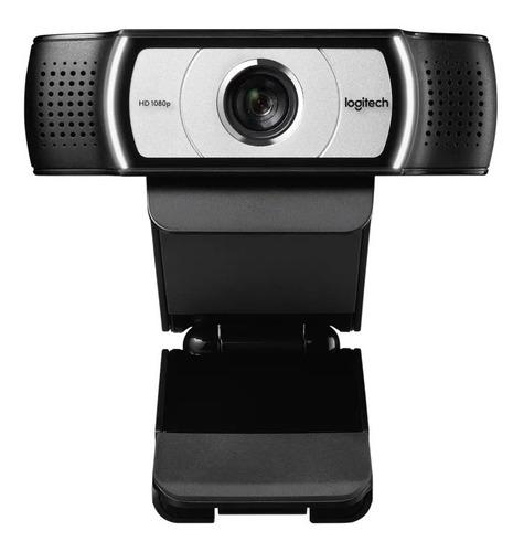 Webcam Logitech C930e Full Hd Com Microfone - Novo