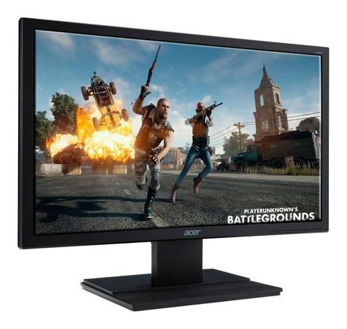 Monitor Acer 24 Full Hd (1920 X 5ms Hdmi/dvi/vga 60hz 1080)