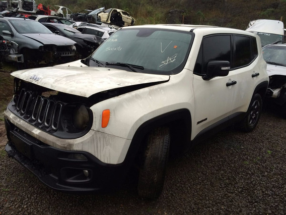 Sucata Jeep Renegade 2016 - Rs Auto Peças Farroupilha