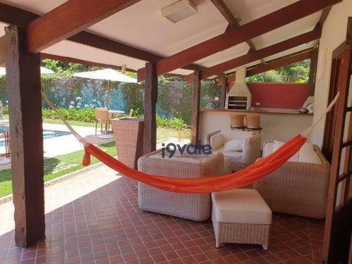 Casa À Venda, 420 M² -jardim Apolo - São José Dos Campos/sp - Ca1668