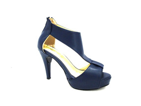 Zapatillas Azules Mujer Casual Bap Shoes M420